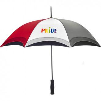 46-inch Arc Rainbow Umbrella
