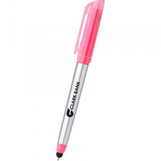 Trilogy Highlighters Stylus Pens