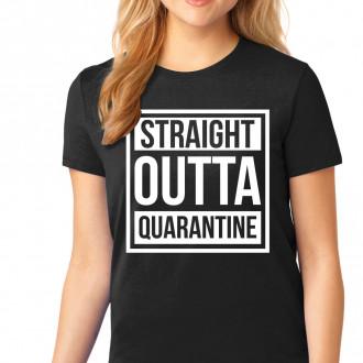 Straight Outta Quarantine - L