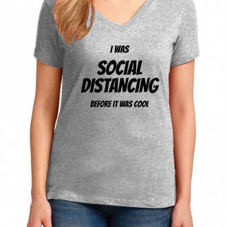 Social Distancing Before it was Cool - LV