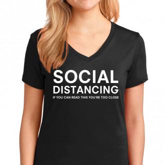 Social Distancing - LV