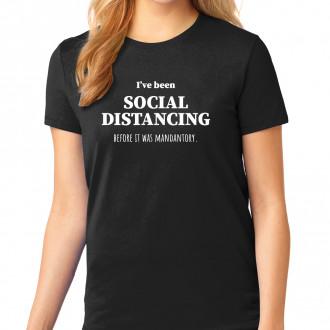 Social Distancing Before it was Mandantory - L