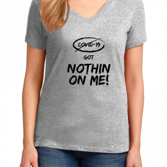 Nothing on Me - LV