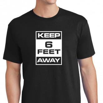 Keep 6 Feet Away - M