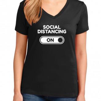 Social Distancing Button - LV