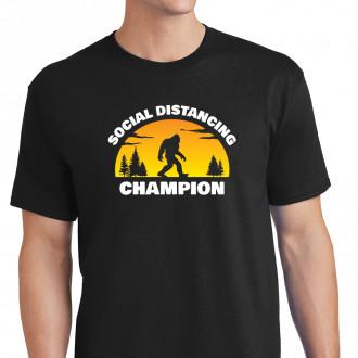 Social Distancing Champion - M
