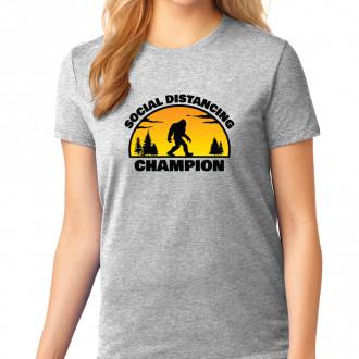 Social Distancing Champion - L