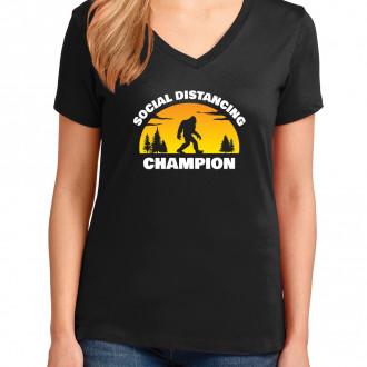 Social Distancing Champion - LV