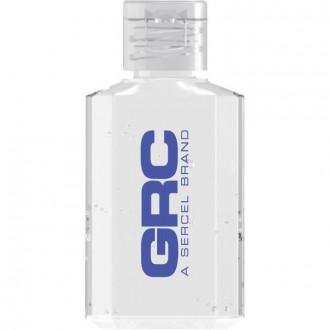 Square Bottles Antibacterial Hand Sanitizer Gel 2oz