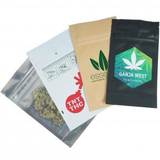 1/4oz CR Smell Proof Bag