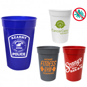 Antimicrobial Stadium Cup