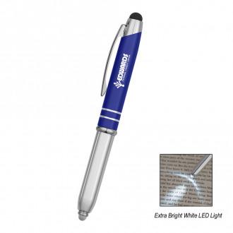 Ballpoint Stylus Pens with Light