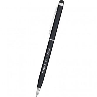 Newport Pens with Stylus - Silkscreen