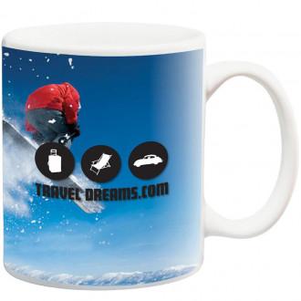11 oz. Full Color Mugs
