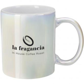 12 oz. Iridescent Ceramic Mugs