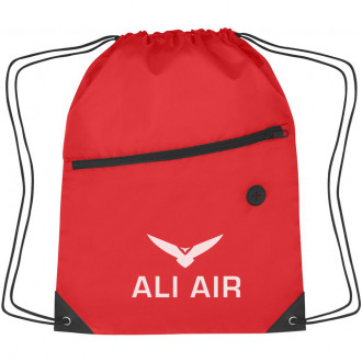 Hit Sports Packs with Front Zipper