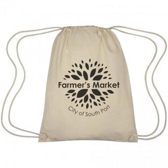 Cooper Cotton Drawstring Bags