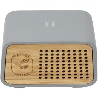 Temblor Speaker & Wireless Charger