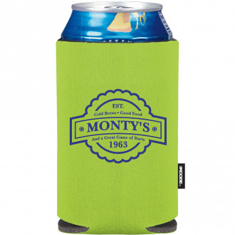 Koozie Collapsible Can Koolers