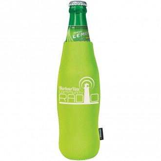 Koozie Bottle Kooler w/ removable Bottle Opener