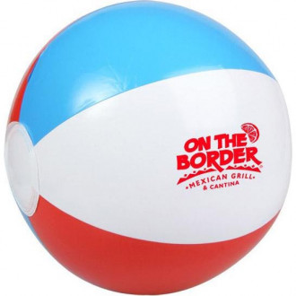 Red, White and Blue Beach Balls 10