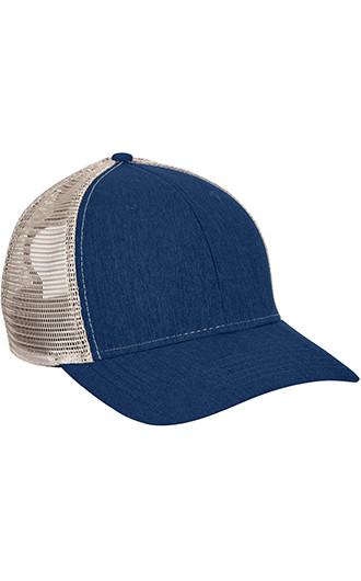 Big Accessories Sport Trucker Caps