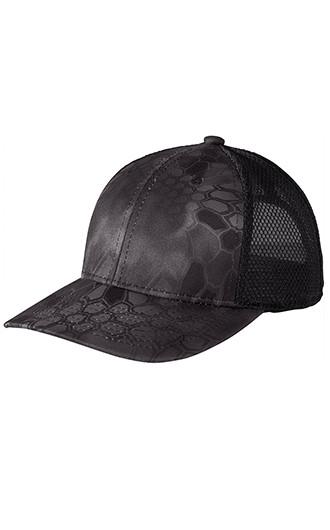 Port Authority Performance Camouflage Mesh Back Snapback Caps