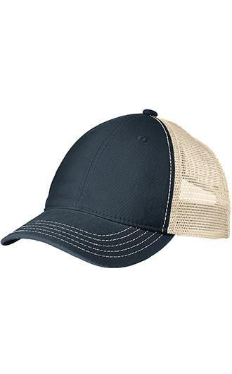 District  Super Soft Mesh Back Caps