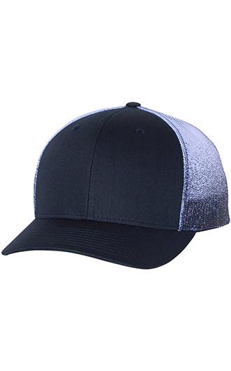 Richardson - Printed Mesh-Back Trucker Caps