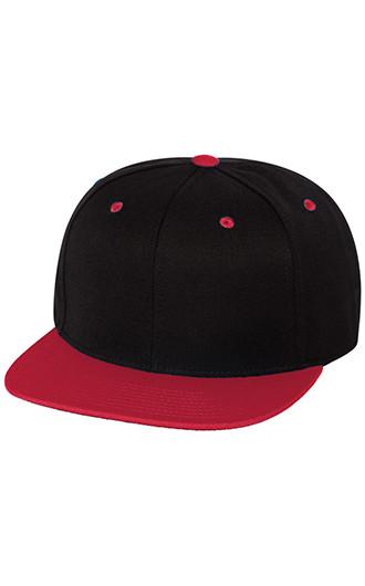 Yupoong - Classics Flat Bill Snapback Caps