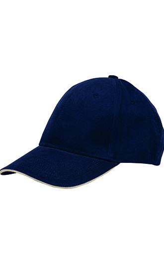 Bayside - USA-Made Brushed Twill Caps