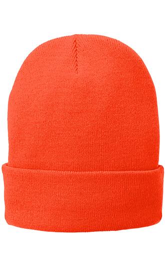 Port & Company Fleece-Lined Knit Caps
