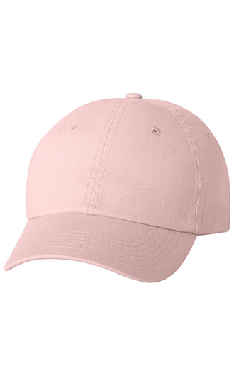 Valucap - Small Fit Bio-Washed Dad's Caps