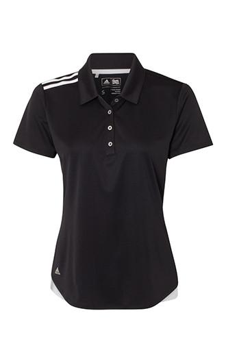 Adidas - Women's 3-Stripes Shoulder Sport Shirt