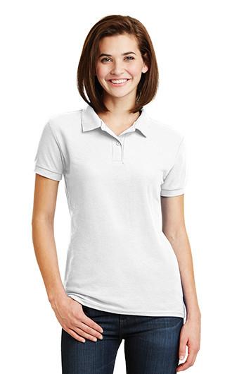 Gildan Women's DryBlend 6-Ounce Double Pique Sport Shirt