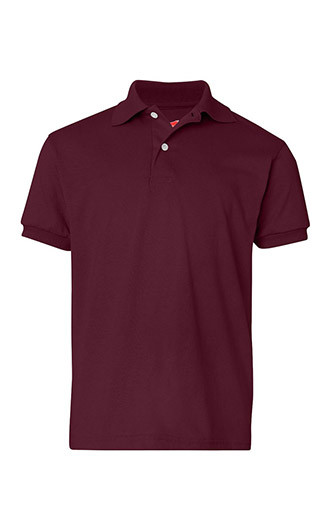 Hanes - Youth Ecosmart Jersey Sport Shirts
