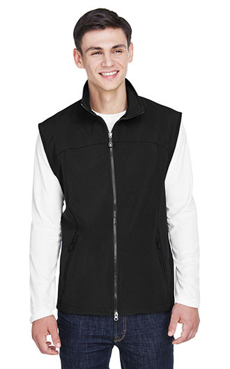 North End Men's Three-Layer Light Bonded Performance Soft Shell