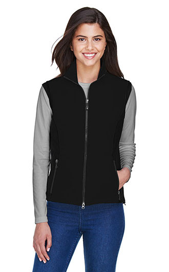 North End Womens Three-Layer Light Bonded Performance Soft Shell