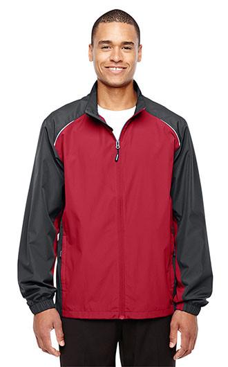 Core 365 Men's Stratus Colorblock Lightweight Jackets
