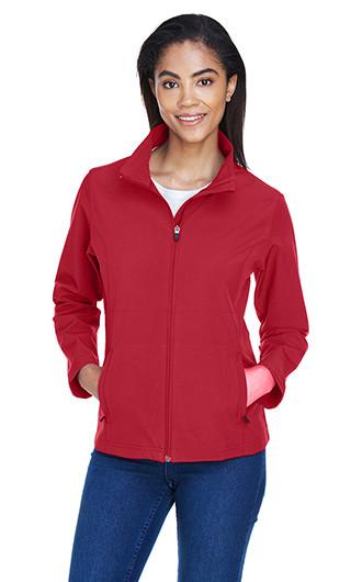 Team 365 Women's Leader Soft Shell Jackets