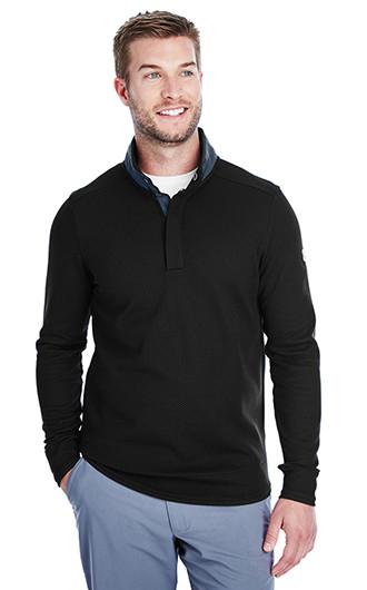 Under Armour Men's Corporate Quarter Snap Up Sweater Fleece