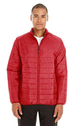 Core 365 Men's Prevail Packable Puffer Jackets