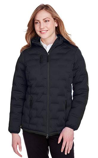 North End Women's Loft Puffer Jackets