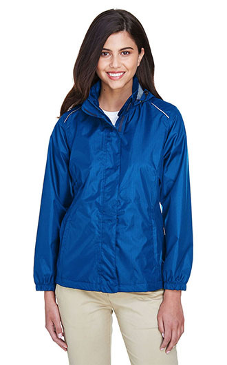Core 365 Women's Climate Seam-Sealed LWt Variegated Ripstop