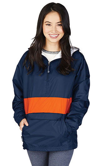 Adult Classic Striped Pullover