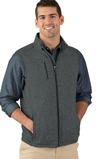 Men's Pacific Heathered Vests