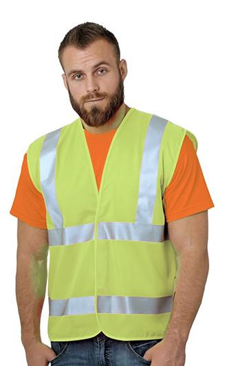 Bayside - USA-Made Economy Class 2 ANSI Vests