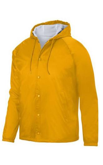 Augusta Sportswear - Hooded Coach's Jackets