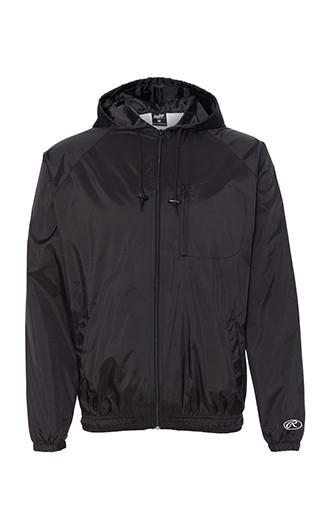 Rawlings - Full Zip Hooded Wind Jackets