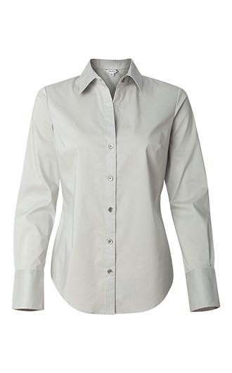 Calvin Klein - Women's Cotton Stretch Shirt
